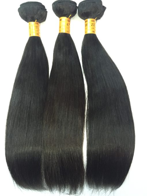 braziian virgin hair straight
