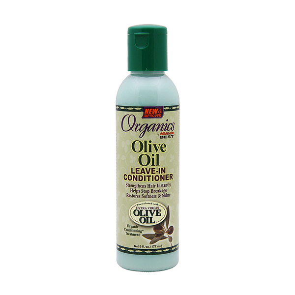 Africa's Best Organic Olive Oil Leave in Conditioner