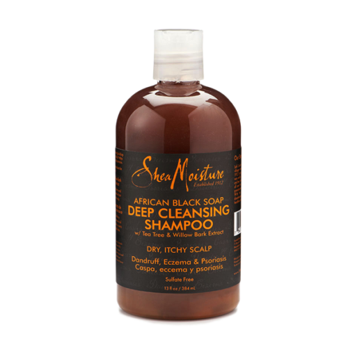 Shea-Moisture-African-Black-Soap-Deep-Cleansing-Shampoo