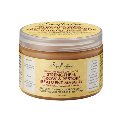 Shea-Moisture-Jamaica-Black-Caster-Oil-Strengthen,-Grow-&-Restore-Treatment-Masque