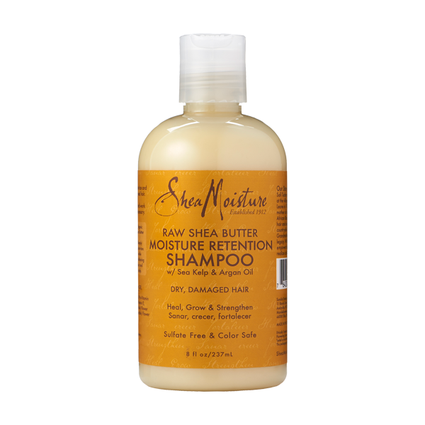 Shea Moisture Raw Shea Butter Moisture Retention Shampoo Xsandys