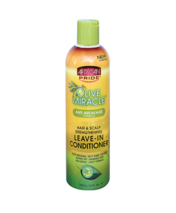 olive miracle hair scalp strengthening leave in conditioner