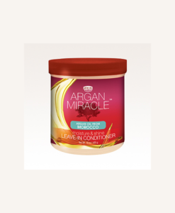 African Pride Argan Miracle Moisture & Shine Leave-In Conditioner