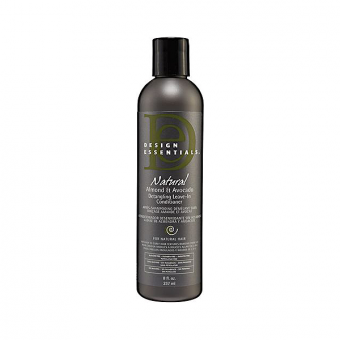 Design Essentials Almond & Avocado Leave-in Detangling Conditioner