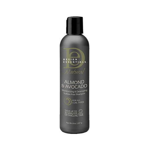design-essentials-almond-sulphate-free-shampoo
