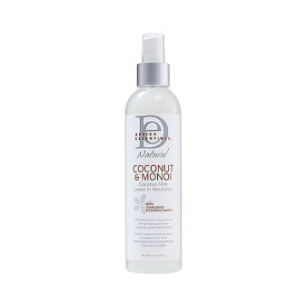 Design Essentials Natural Coconut And Monoi Coconut Milk Leave In Nourisher