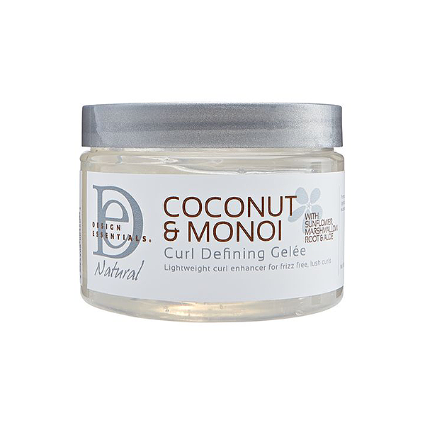 Design Essentials Coconut Monoi Curl Defining Gelee Xsandys Hair