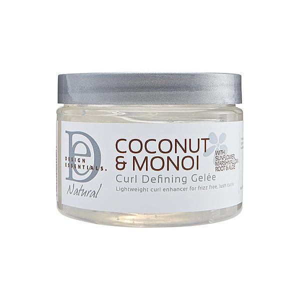Design Essentials Coconut Monoi Curl Defining Gelee Xsandys Hair