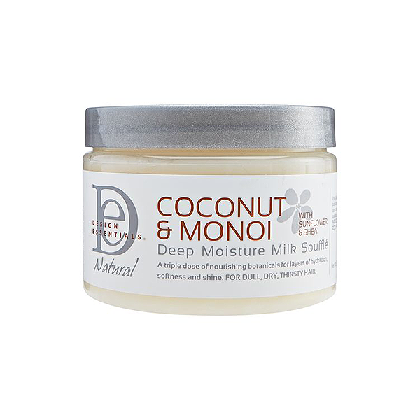 Design Essentials Coconut & Monoi Deep Moisture Milk