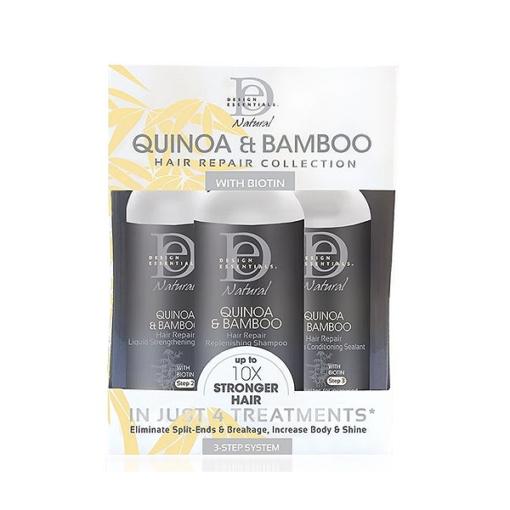 design-essentials-quinoa-bamboo-hair-repair-kit