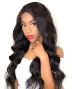 peruvian lace closure