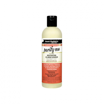 Aunt Jackie's Purify Me Moisturising Co-Wash Cleanser