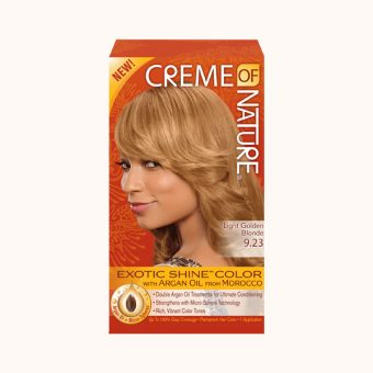 Creme of Nature Exotic Shine Colour - # Light Golden Blonde