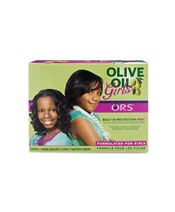 No-Lye Conditioning Relaxer System