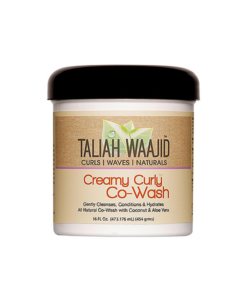Taliah waajid co-wash