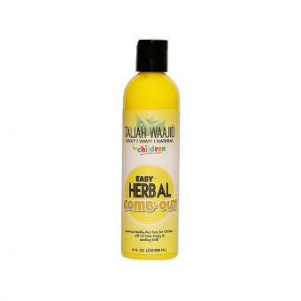 Taliah Waajid Easy Herbal Comb Out - 8oz leave-in conditioner