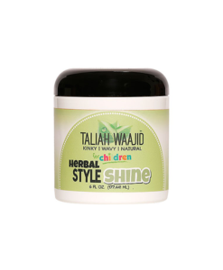 Herbal Style & Shine for Natural Hair ( Hair styling cream) - Taliah Waajid