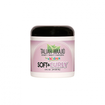 Soft & Curly For Natural Hair - 6oz (Styling Jelly)