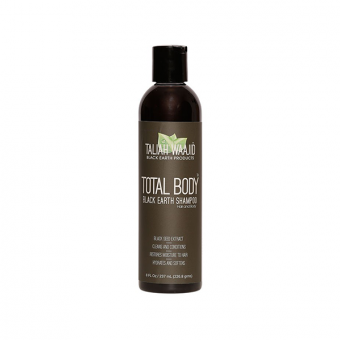 Total Body Natural Black Earth Shampoo