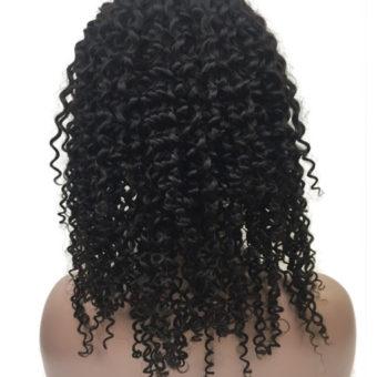 kinky curl back