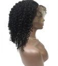 kinky curl side