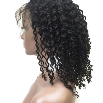 kinky curl sides