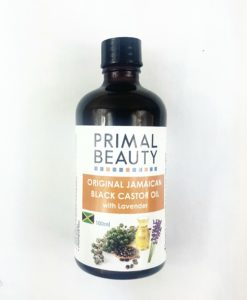 Jamaican Black Castor Oil with Lavander