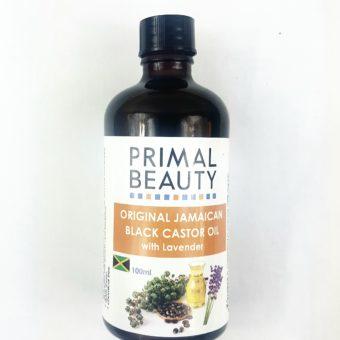 Jamaican Black Castor Oil with Lavander