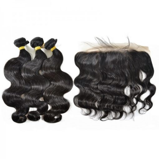 unprocessed_brazilian_human_virgin_hair_3_body_wave_bundles_with_1_free_part_body_wave_lace_frontal