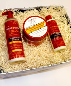The Creme of Nature Beauty Box