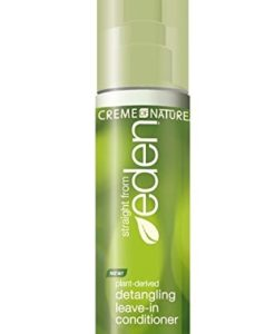 creme of nature eden leave in conditioner