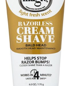 Magic bump razorless cream